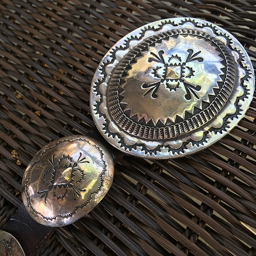 belt buckle and concho - resized