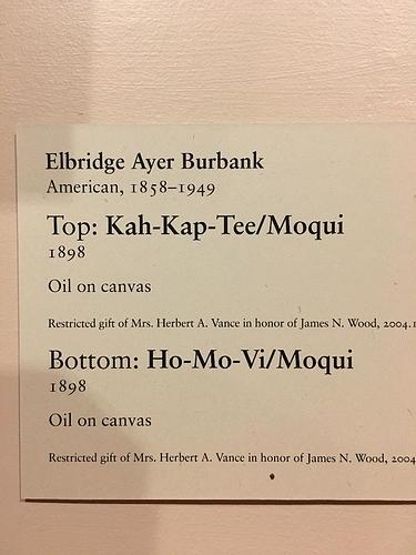 Kah Kap Tee, Ho Mo Vi Legend
