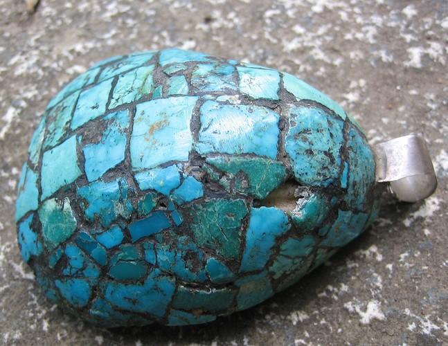 pendant pueblo shell (1)